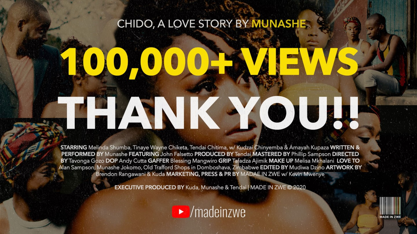 100,000 VIEWS! THANK YOU!! Sign up for Chido 2 [Video]